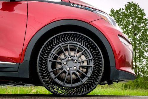 Air Free Tire